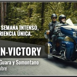 I Ruta Indian -Victory en España